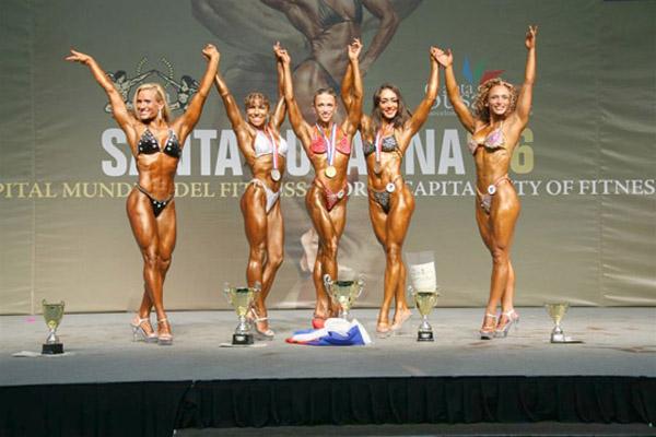 Women Bodybuilding