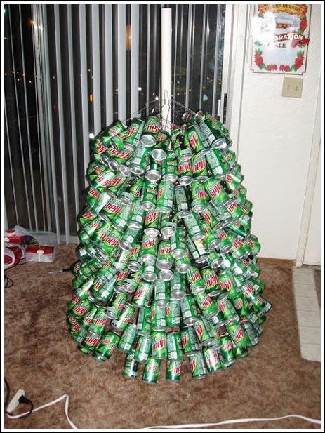 Funny Christmas tree 4