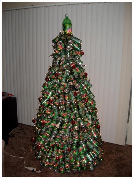 Funny Christmas tree 5