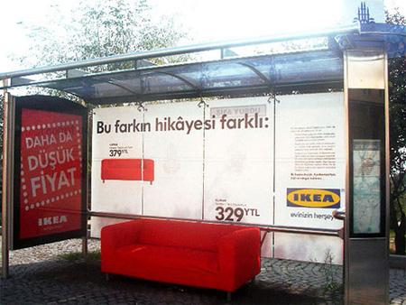 Creative and unusual bus stop designs