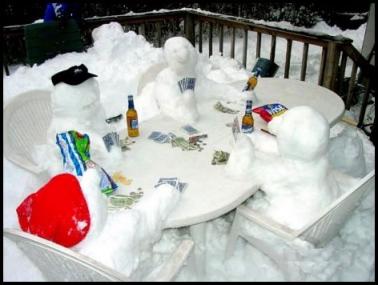 snowman_party