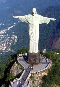 Statue of Christ Redeemer 01