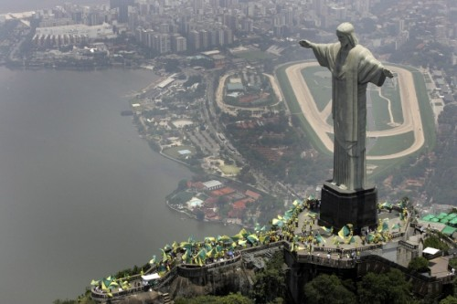 Christ the Redeemer 07
