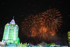 Harbin's Ice and Snow World