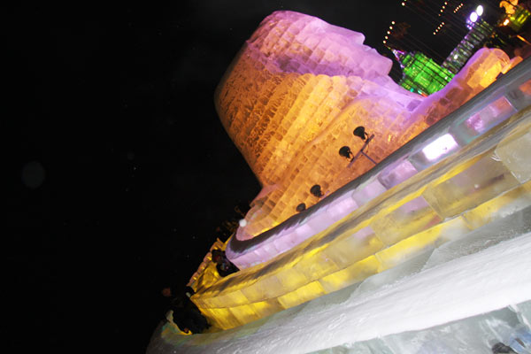 Harbin's Ice and Snow World