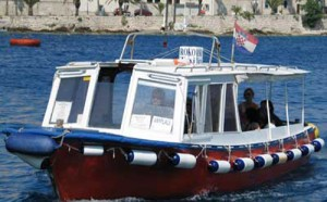 Water Taxi Roko Croatia