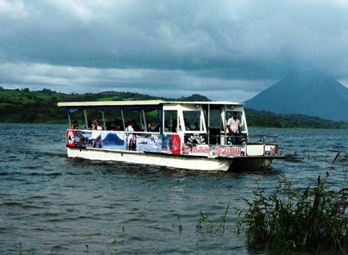 Boat Taxi Monteverde Costa Rica