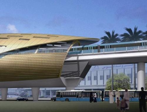Dubai Metro 02