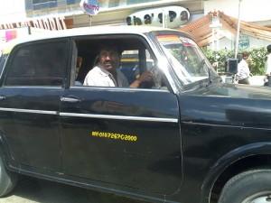 Mumbai Taxi India