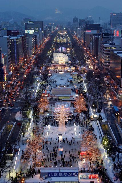 Sapporo Snow Festival 3
