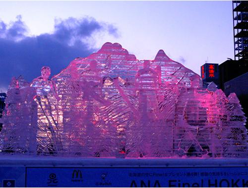 Sapporo Snow Festival 01