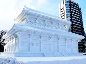 Sapporo Snow Festival 08