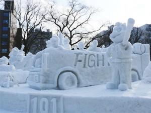 Sapporo Snow Festival 09