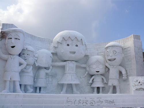 Sapporo Snow Festival 10