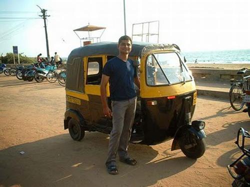 Taxi Goa India