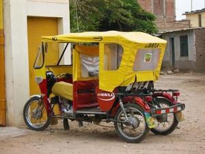 Taxi Jaen Peru