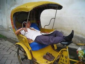 Taxi Nanjing China