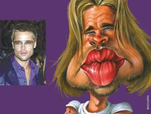 Celebrity Caricature 04