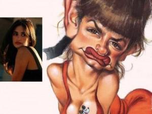 Celebrity Caricature 06