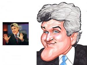 Celebrity Caricature 12