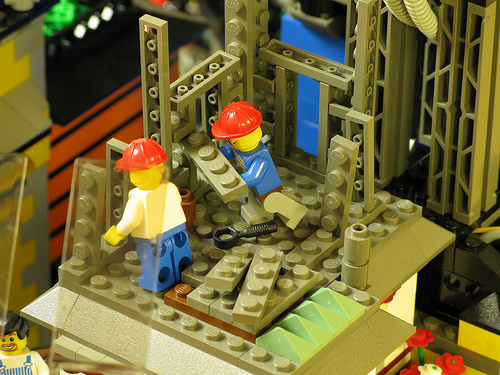 crawler town03 LEGO Crawler Town
