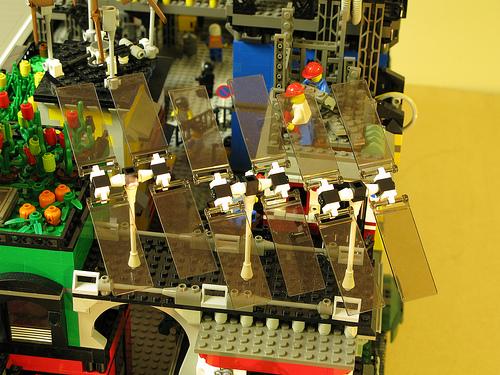 crawler town05 LEGO Crawler Town