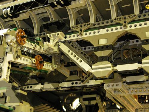 crawler town07 LEGO Crawler Town