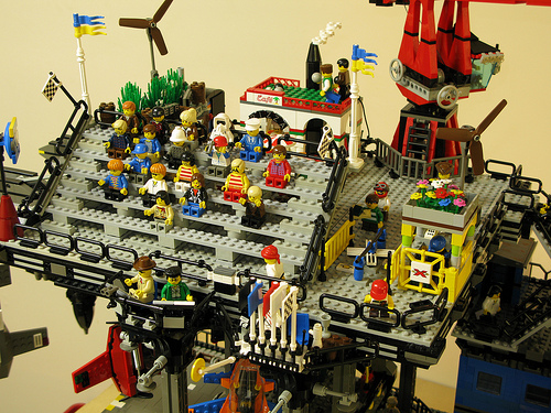 crawler town09 LEGO Crawler Town
