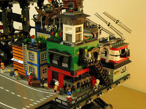 crawler town10 LEGO Crawler Town