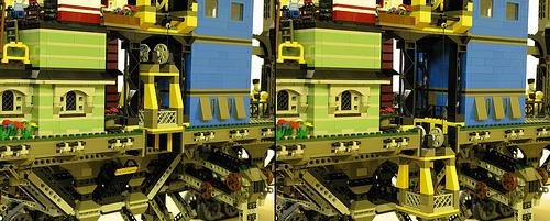 crawler town15 LEGO Crawler Town