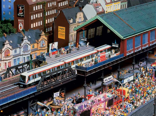 model train set ha01 The Miniatur Wunderland Hamburg   The Worlds Biggest Model Train Set