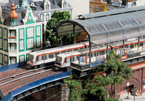model train set ha04 The Miniatur Wunderland Hamburg   The Worlds Biggest Model Train Set