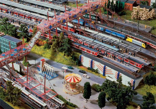 model train set ha06 The Miniatur Wunderland Hamburg   The Worlds Biggest Model Train Set