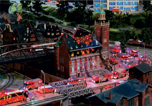 model train set ha10 The Miniatur Wunderland Hamburg   The Worlds Biggest Model Train Set