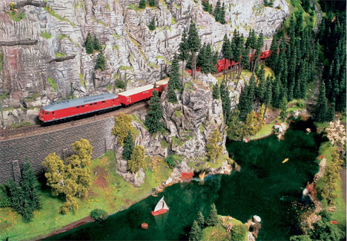 model train set kn11 The Miniatur Wunderland Hamburg   The Worlds Biggest Model Train Set
