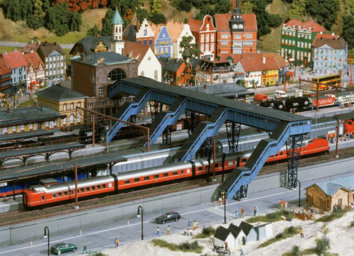 model train set03 The Miniatur Wunderland Hamburg   The Worlds Biggest Model Train Set
