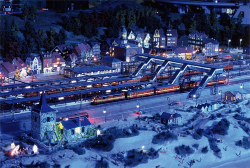 model train set04 The Miniatur Wunderland Hamburg   The Worlds Biggest Model Train Set