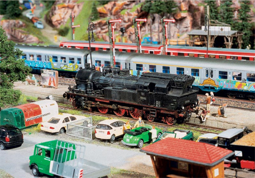 model train set07 ha The Miniatur Wunderland Hamburg   The Worlds Biggest Model Train Set