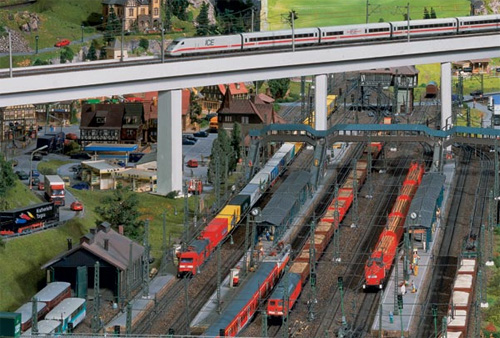 model train set08 ha The Miniatur Wunderland Hamburg   The Worlds Biggest Model Train Set