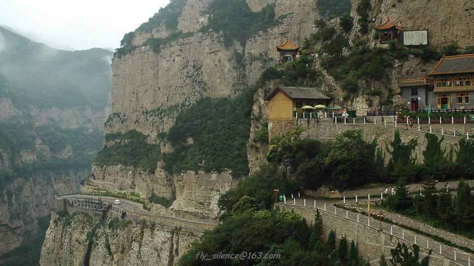 Breathtaking Photos from Shanxi Province, China