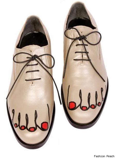 footwear designs 07 Strange Footwear designs