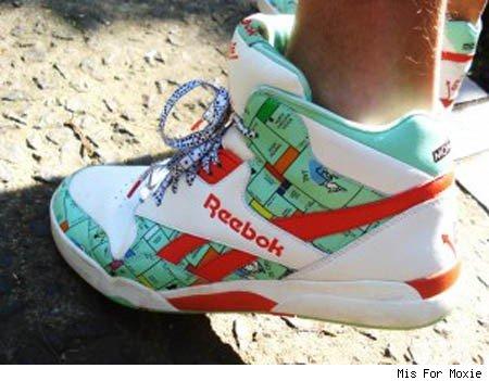 footwear designs 21 Strange Footwear designs