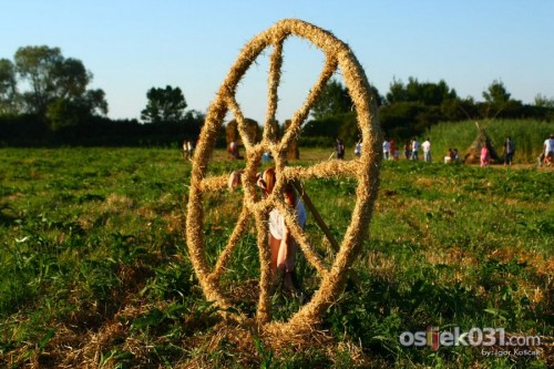 Bizarre and Entertaining Land Art Festival in Croatia