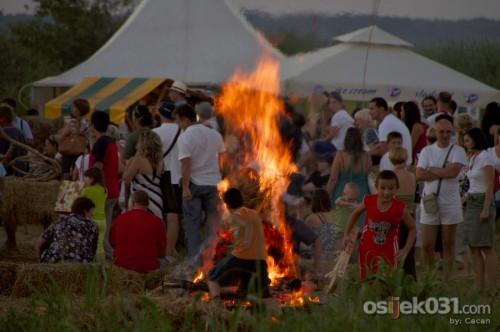 Bizarre and Entertaining Land Art Festival in Croatia