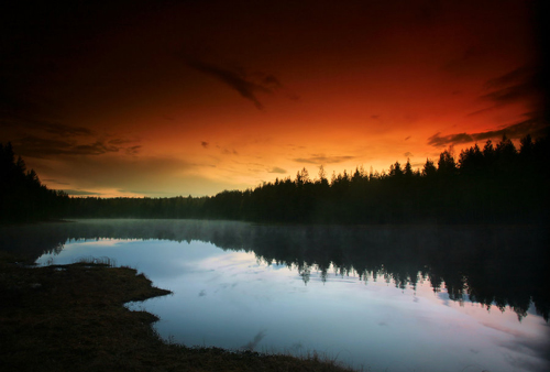 Amazing Nature Photos by Kari Liimatainen