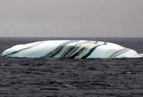 Striped Icebergs 01