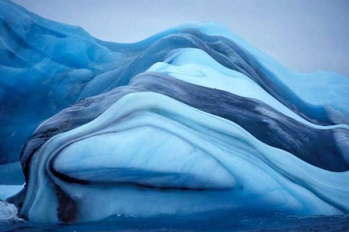 Striped Icebergs 02