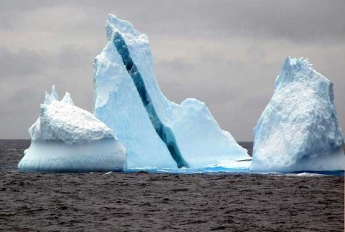 Striped Icebergs 03