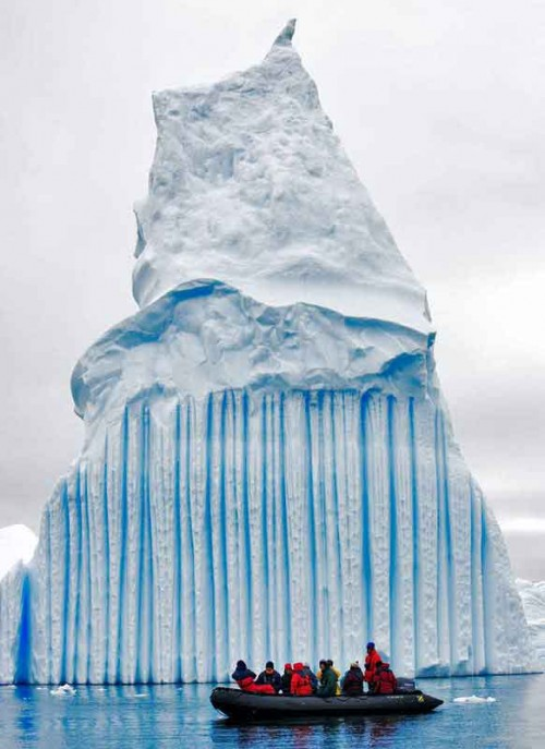 Striped Icebergs 04