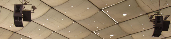 Metrodome Roof Collapse Video From the Inside Metrodome